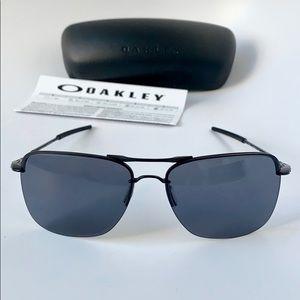 c5bfe5b3b6 Oakley Tailhook OO4087-01 Satin Black   Grey